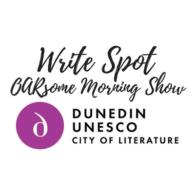 Write Spot with Dunedin UNESCO City of Literature