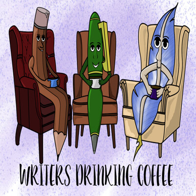 Writers Drinking Coffee