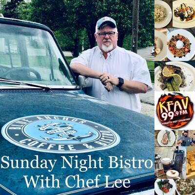 Sunday Night Bistro with Chef Lee