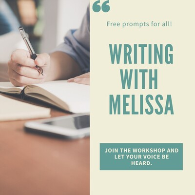 Writing with Melissa Podcast