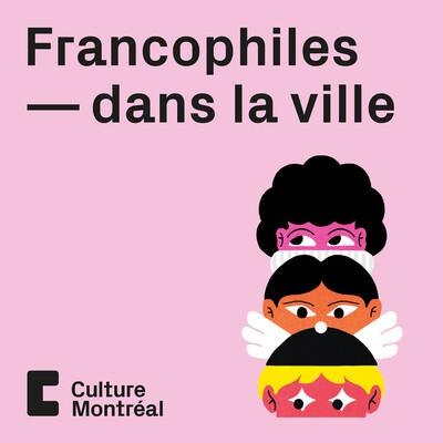 Francophiles dans la ville