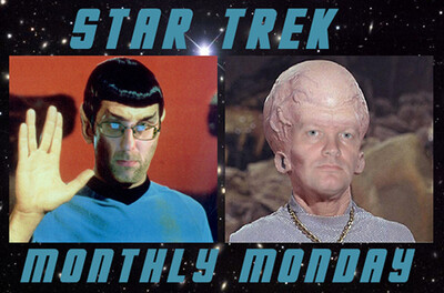 Star Trek Monthly Monday
