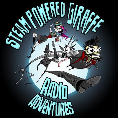 Steam Powered Giraffe Radio Adventures