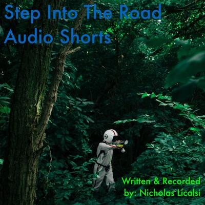 Step Into The Road Audio Shorts