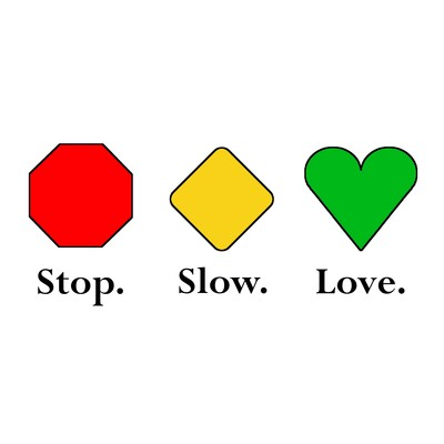 Stop, Slow, Love. – CFRC Podcast Network