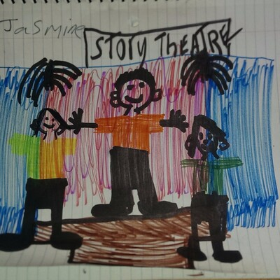 Story Theatre Podcast