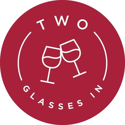 Two Glasses In