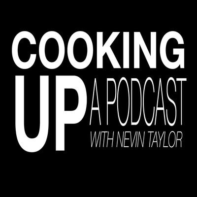COOKING UP A PODCAST