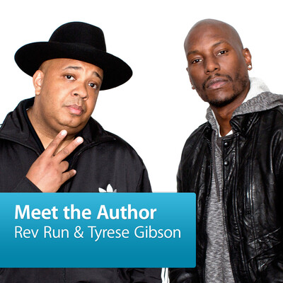 Tyrese Gibson and Rev Run: Meet the Authors