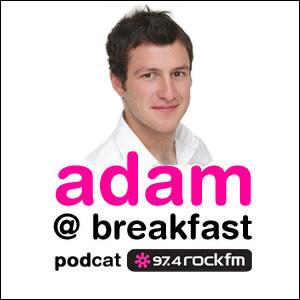 Adam's Podcat