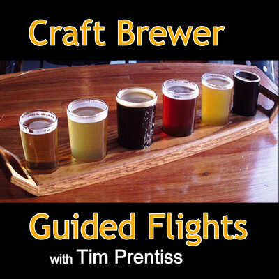 Craft Brewer Guided Flights