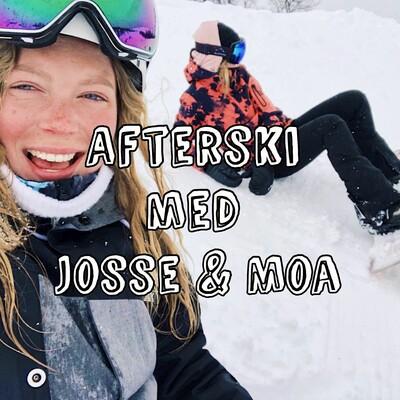 Afterski med Josse och Moa