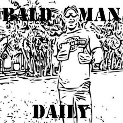 Bald Man Daily