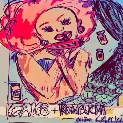 Cake and Kombucha