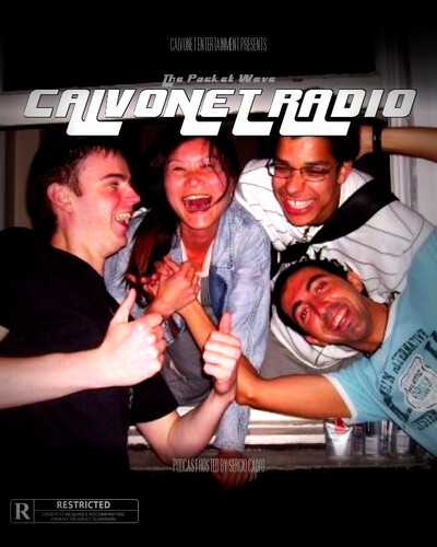 CALVONET RADIO - The Pocket Wave (Podcast) - www.poderato.com/calvonet