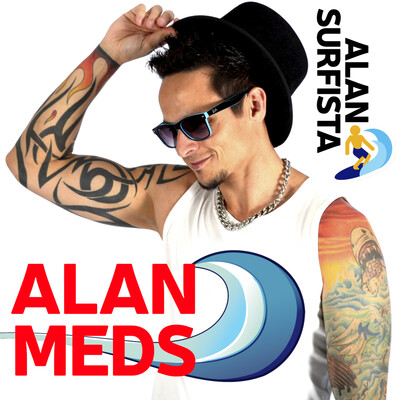 Alan Meds Alan Surfista