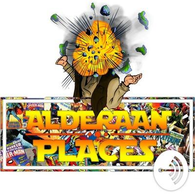 Alderaan Places