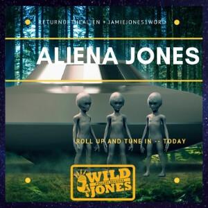 Aliena Jones Podcast