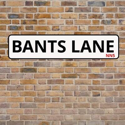 Bants Lane