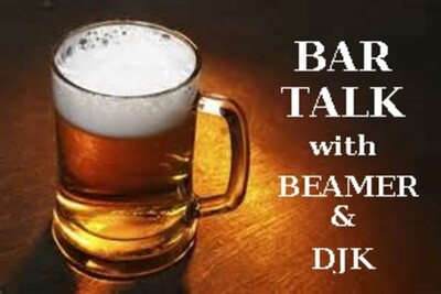 Bar Talk with Beamer & DJK