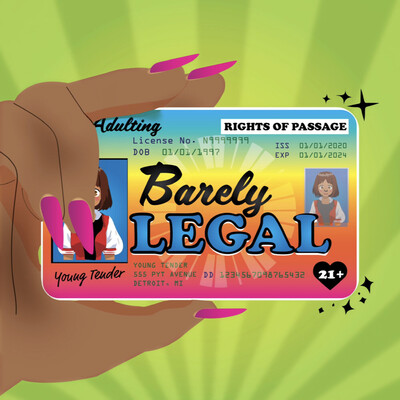 Barely Legal Podcast