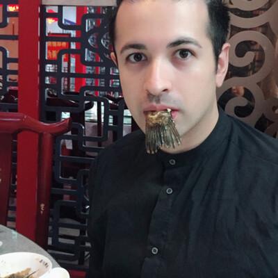 Camilo en Shanghai
