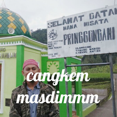 Cangkem Masdimmm Podcast