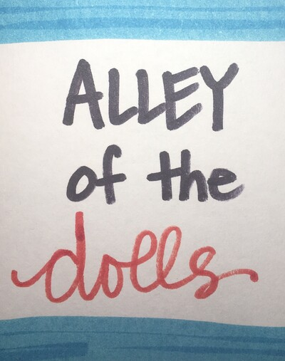 Alley of the Dolls