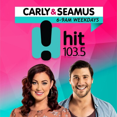 Carly & Seamus - hit Far North Queensland