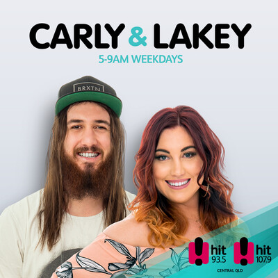 Carly and Lakey - hit Central Queensland