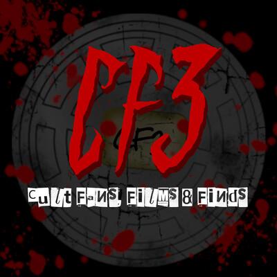 CF3: Cult Fans, Films & Finds