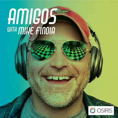 Amigos with Mike Finoia