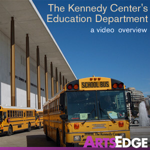 Meet the Kennedy Center Education Department