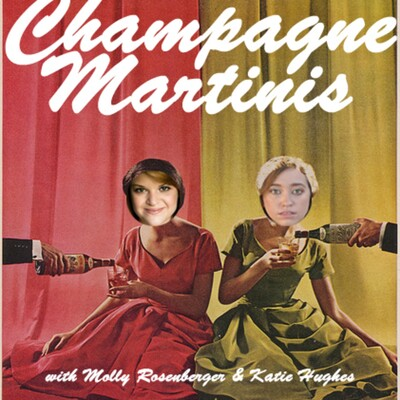 Champagne Martinis
