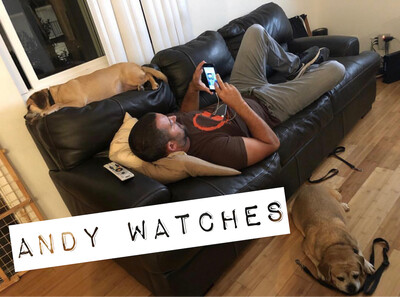 Andy Watches