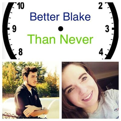 Better Blake Than Never