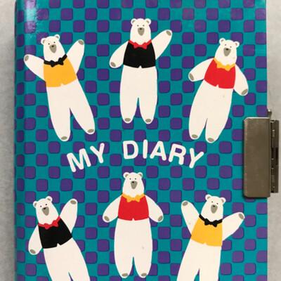 Dear Diary, it's me, Robin.