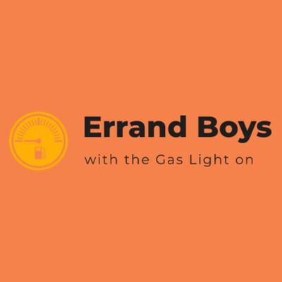 Errand Boys with the Gas Light on