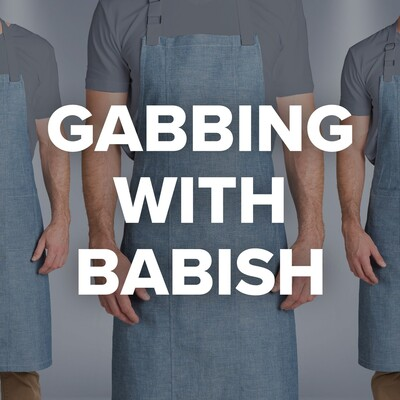 Gabbing with Babish