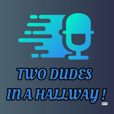 Gabe and Tyler:Two Dudes in Hallway