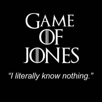 Game of Jones