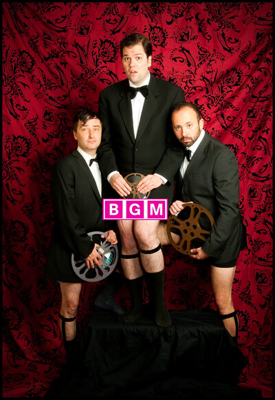 BGM: Bad Gay Movies = Bitchy Gay Men » Episodes