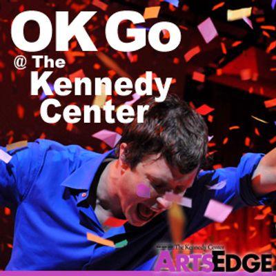 OK Go @ The Kennedy Center