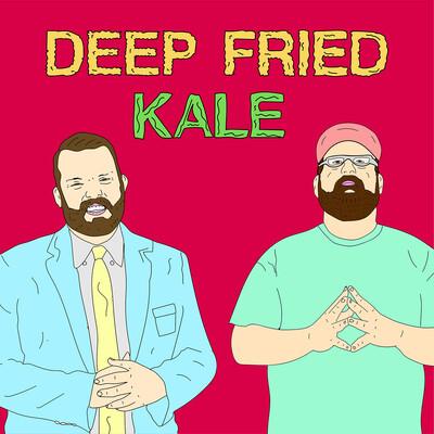 Deep Fried Kale