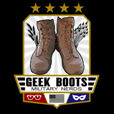 Geek Boots; Military Nerds