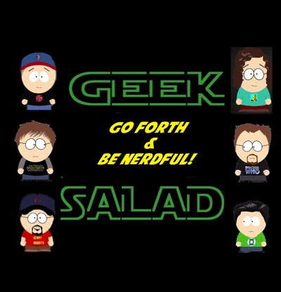 Geek Salad