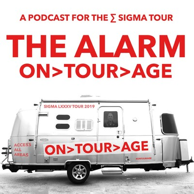OnTourAge Alarm Podcast