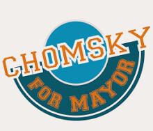 Chomsky For Mayor