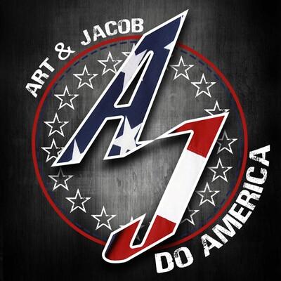 Art and Jacob Do America