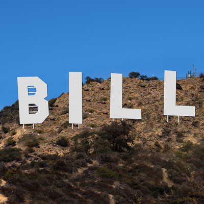 Bill Goes To The Movies